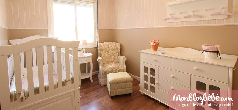 Comment décorer la chambre de son nouveau-né ?