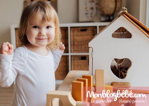 Entretien des jouets de son enfant